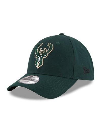 Gorra Milwaukee Bucks The League 9FORTY New Era, Verde