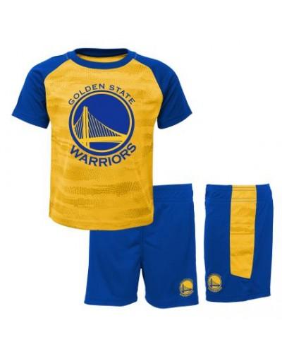 Conjunto Golden State Warriors para Niño