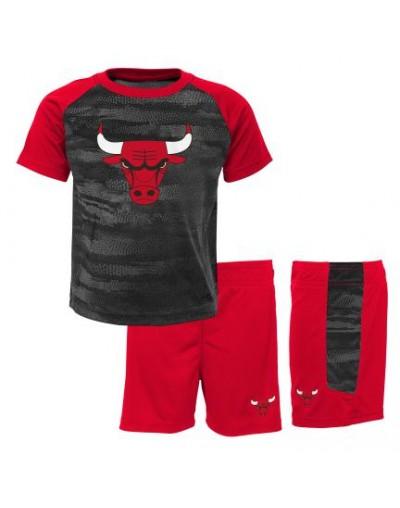 Conjunto Chicago Bulls para Niño