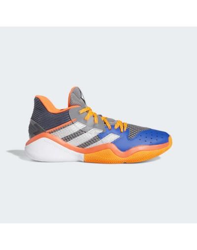 Harden Step-Back Adidas, Naranja/Gris
