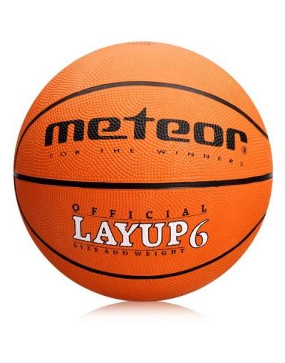 Balón Meteor Layup 6 basketball ball