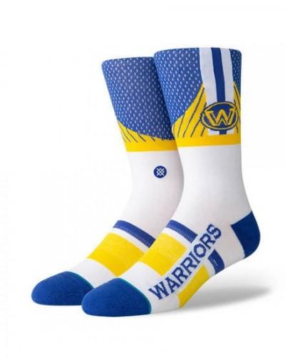 Calcetín Stance Warriors Shortcut 2 Azul