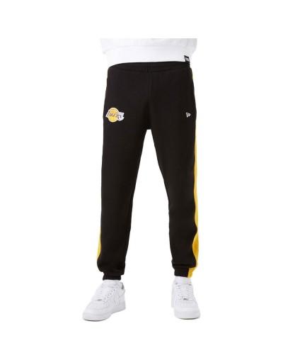 Pantalón largo NBA Team Logo Los Angeles Lakers Negro