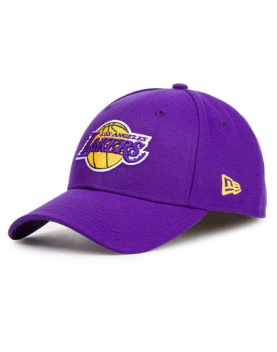 Gorra L.A Lakers Kids 9FORTY The League Morada