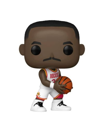 Funko POP Hakeem Olajuwon Legends 106 NBA Houston Rockets