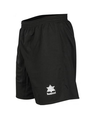Pantalón de juego Luanvi Infantil, Negro