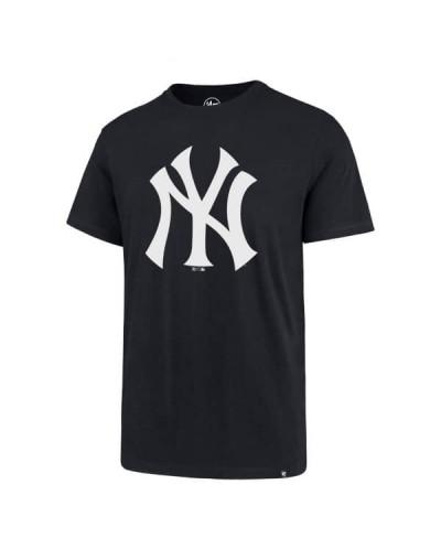 Camiseta MLB ´47 Brand New York Yankees Imprint Echo Tee