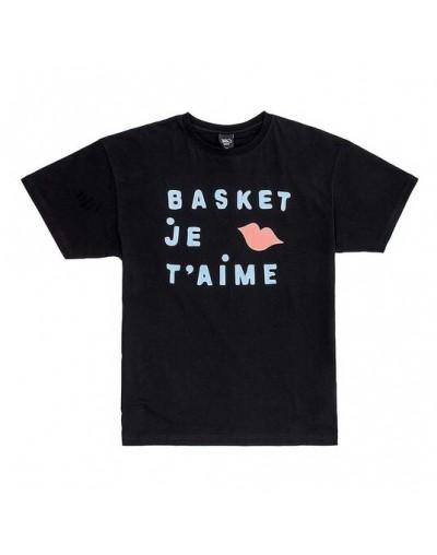 Camiseta K1X Je Tàime Negro