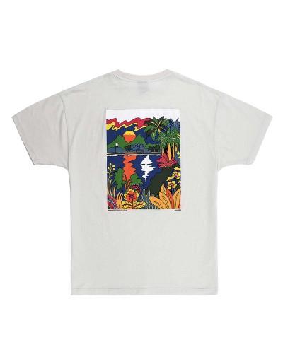 Camiseta K1X Paradise Crudo