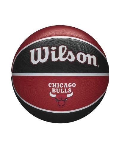 Balón Wilson NBA Team Tribute BSKT Chicago Bulls SZ7