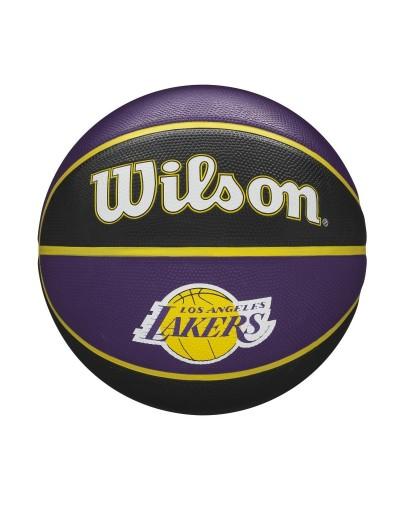 Balón Wilson NBA Team Tribute BSKT Los Ángeles Lakers SZ7