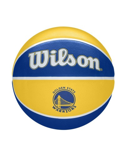 Balón Wilson NBA Team Tribute BSKT Warriors SZ7