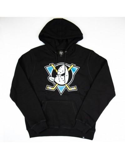 Sudadera 47 Brand Anaheim Ducks Imprint Bursnside