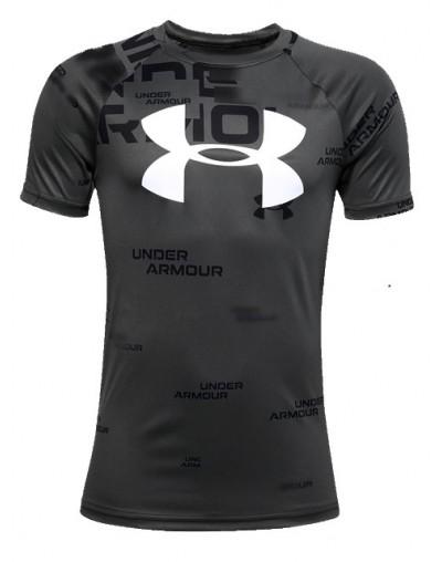 Camiseta Under Armour Tech Big Logo Printed SS Junior